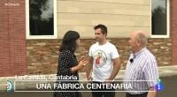 Reportaje de TVE sobre el Queso Nata de Cantabria.