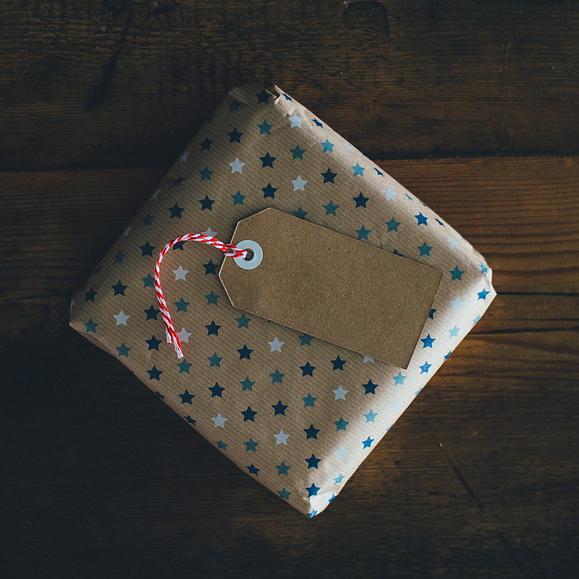 Tarjeta regalo quesos.