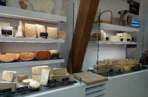 Tienda de quesos Jean d'Alos.