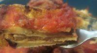 Receta italiana de berenjenas a la parmesana.