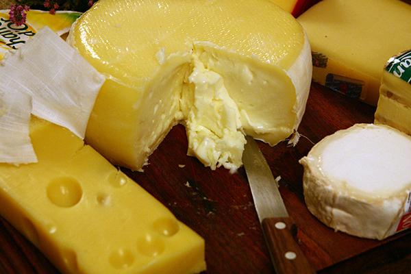 El mundo de las catas de queso.