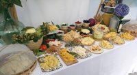 Tips para la perfecta mesa de quesos para bodas.