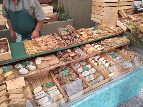 Feria del queso Bra.