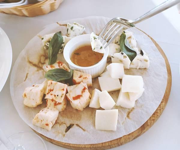 Fermentación del queso, lo que no vemos.